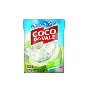 AGUA DE COCO COCO VALE 200ML TP