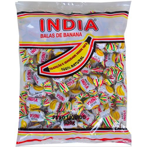 BALA DE BANANA INDIA 600 G