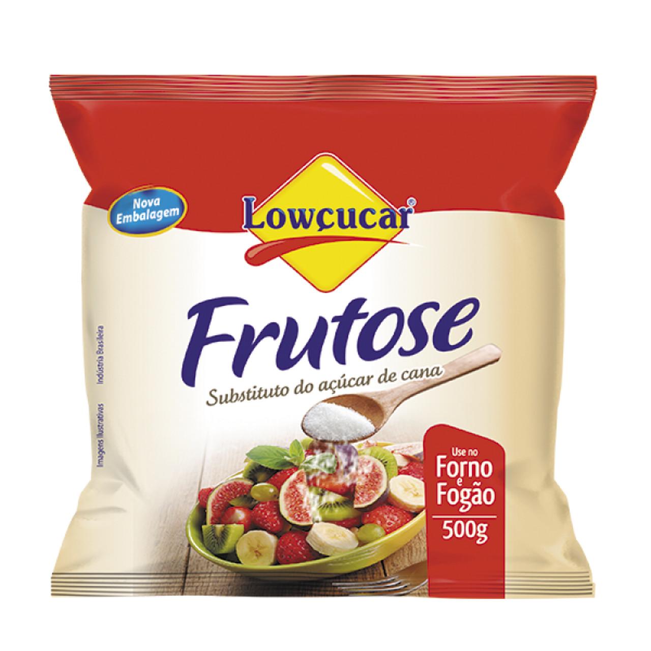 FRUTOSE LOWCUCAR 500 G