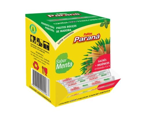 PALITOS MENTA PARANA EMB.INDIV.1000 UN