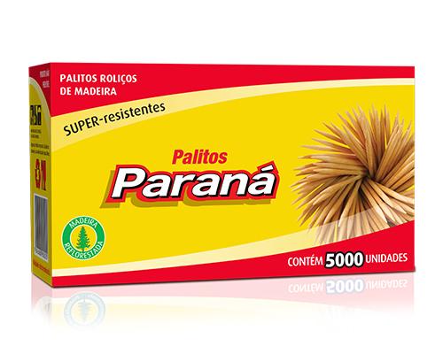 PALITOS DENTAL PARANA 5000 UN