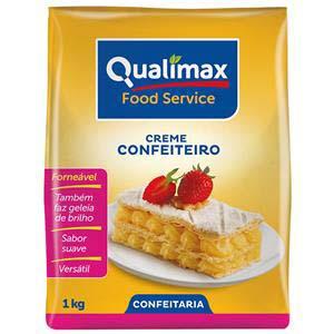 CREME CONFEITEIRO QUALIMAX 1 KG