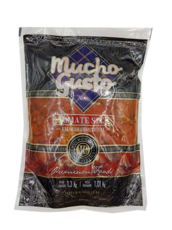 TOMATE SECO MUCHO GUSTO POUCH 1,01 KG