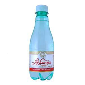 AGUA MIN.SAO LOURENCO C/GAS 12X300 ML