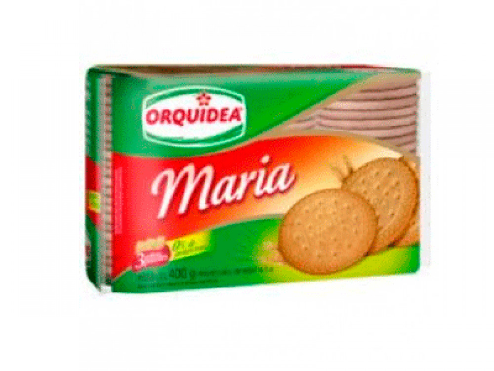 BISCOITO ORQUIDEA MARIA 400 G
