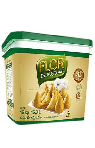 OLEO DE ALGODAO FLOR DE ALGODAO 16,3L BD