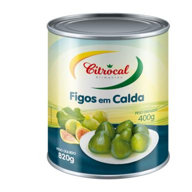 FIGO EM CALDA INTEIRO CITROCAL 400 G