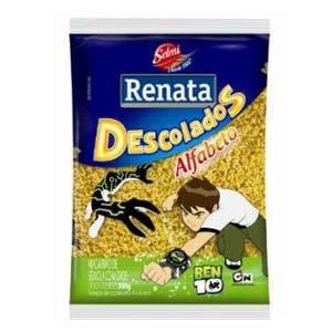 MASSA RENATA C/O.ALFABETO DESCOLAD.500G