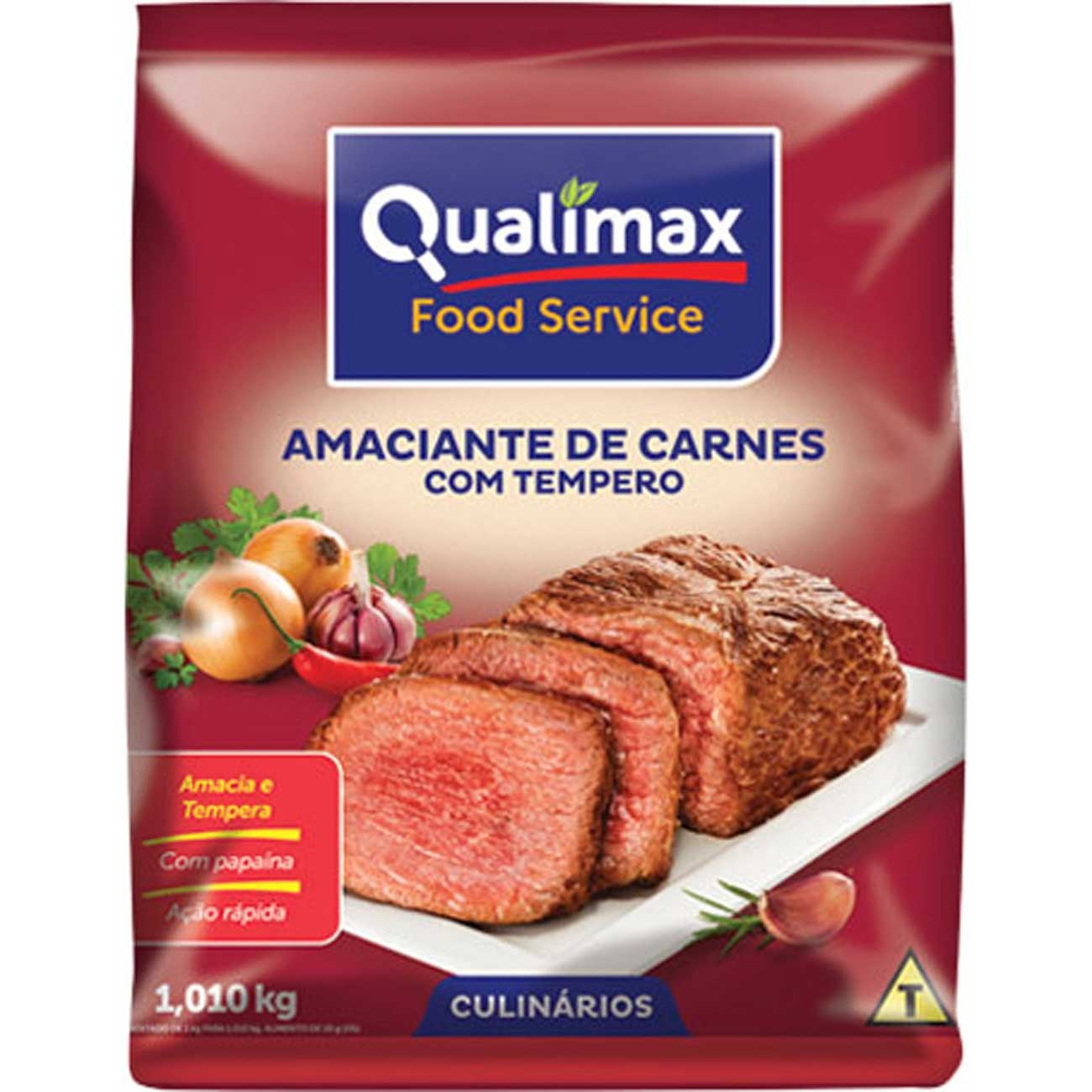 amaciante de carne Qualimax 1kg