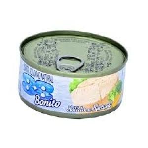atum (Bonito) solido natural 88 140 g