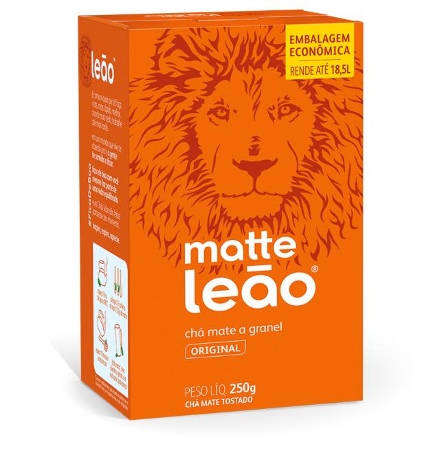 CHA LEAO MATTE 250 G