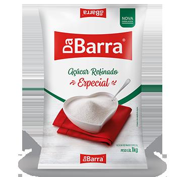 AÇÚCAR REFINADO DA BARRA 10X1 KG
