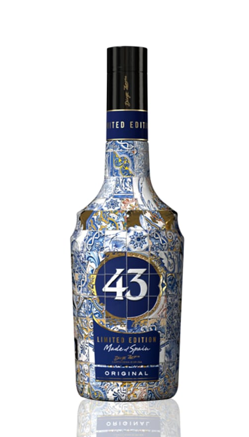 LICOR 43 LIMITED EDITION 700 ML