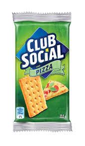 BISCOITO CLUBE SOCIAL PIZZA 6X23,5 G
