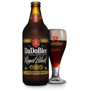 CERV. DADO BIER ROYAL BLACK  600 ML GF