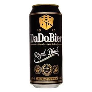 CERV.DADO BIER ROYAL BLACK 6X473ML LATA