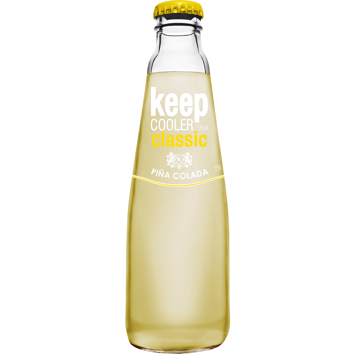 KEEP COOLER CLASSIC PINA COLADA 6X275 ML