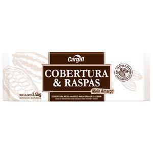 COBERTURA CARGILL COB & RASPAS 1/2 AMARG 2,3 KG