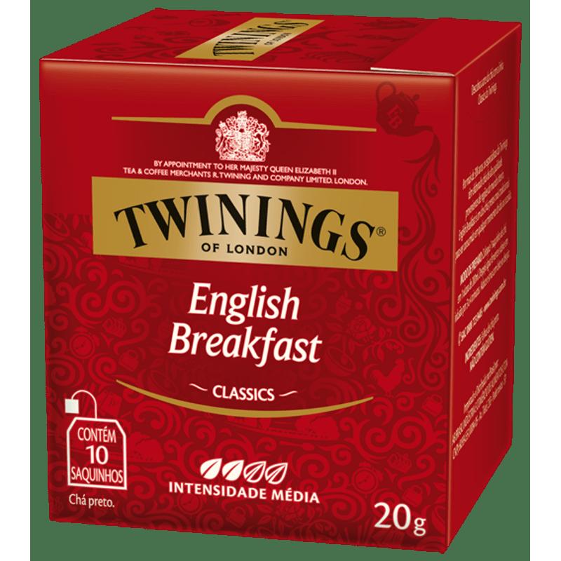 CHA TWININGS ENGLISH BREAKFAST 10 ENV.