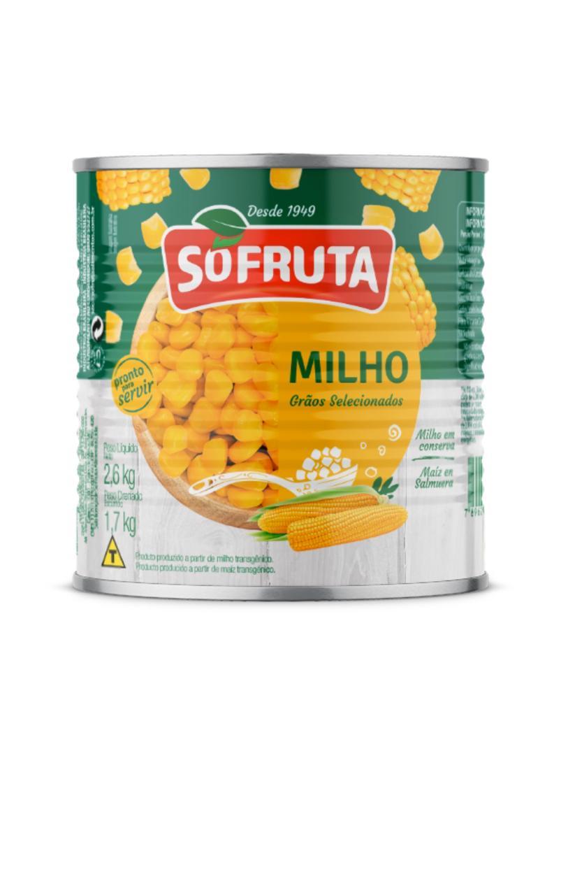 MILHO VERDE SO FRUTA 1,7 KG