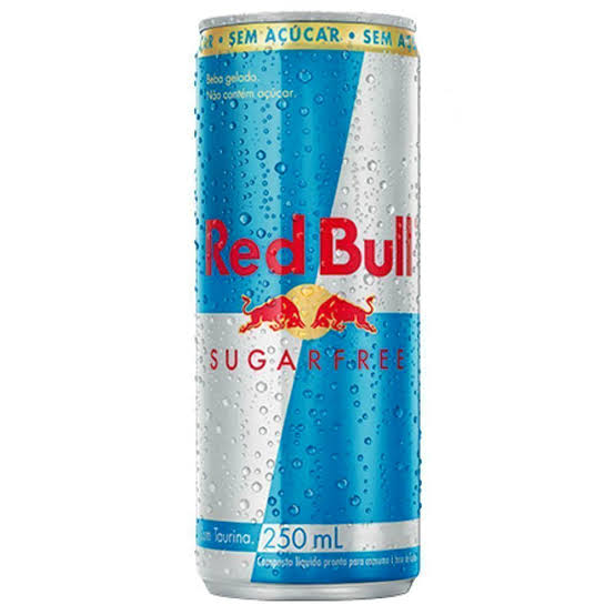 ENERGÉTICO RED BULL SUGARFREE 250 ML