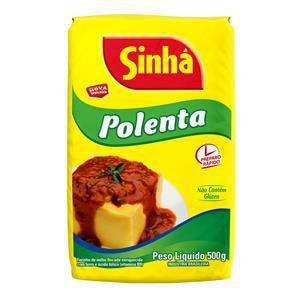 POLENTA INSTAN.SINHA 12X500 G