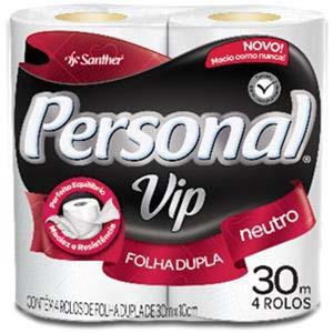 PAPEL H.PERSONAL VIP NEUT.FLD16X4UN 30M