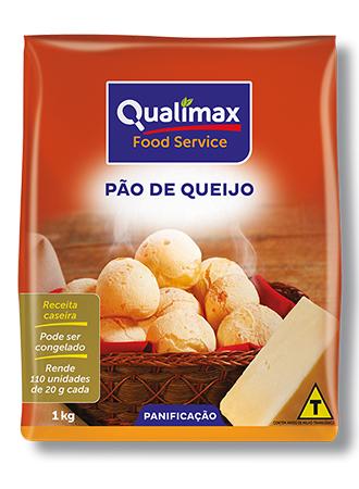PAO DE QUEIJO QUALIMAX 1 KG