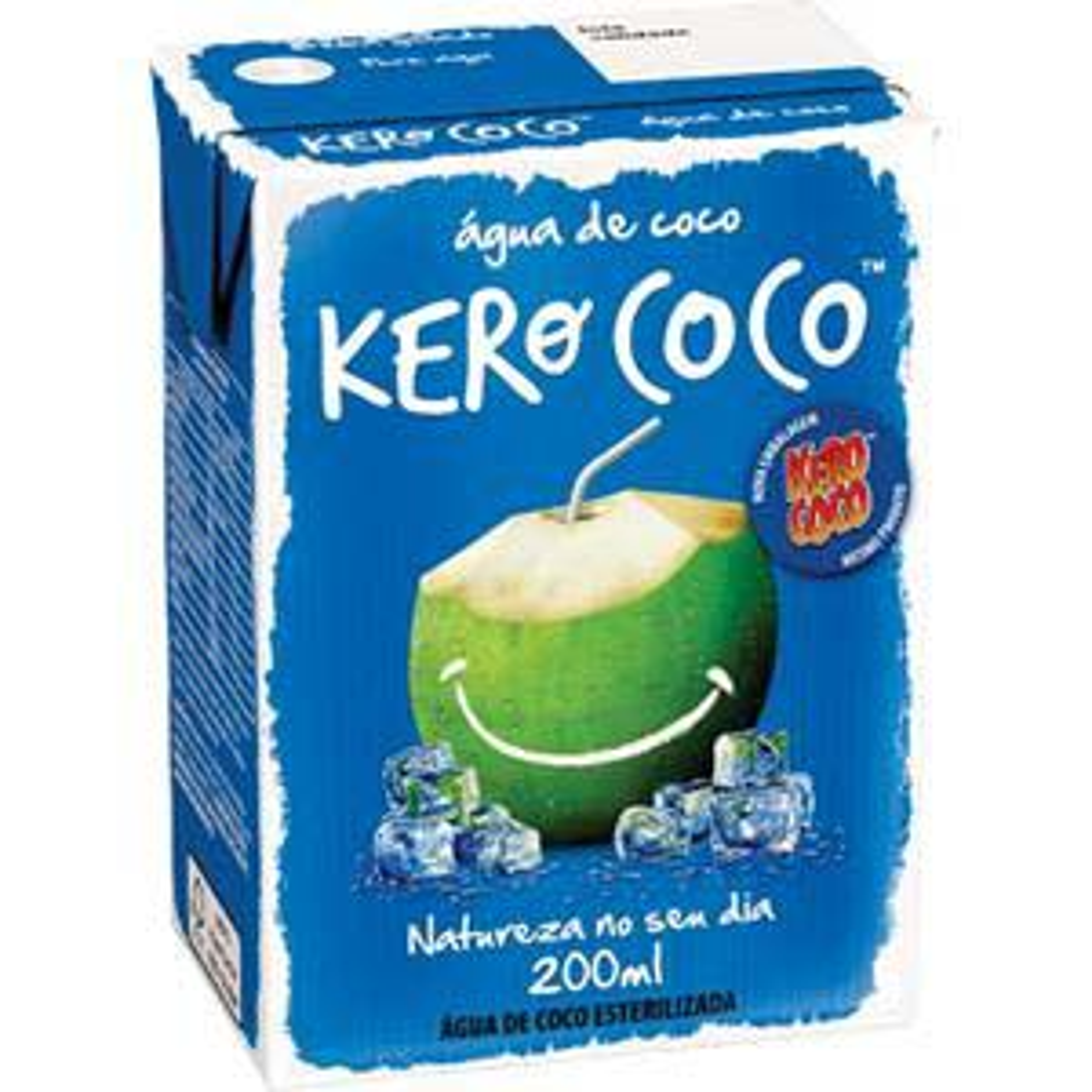 ÁGUA DE COCO KERO COCO TP 200 ML