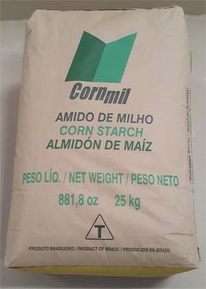 AMIDO DE MILHO INDEMIL 25 KG