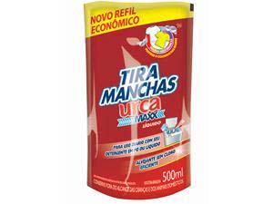 TIRA MANCHAS S/CLORO 500ML URCA REFIL