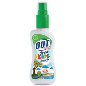 REPELENTE SPRAY KIDS OUT INSET 100 ML