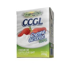 CREME DE LEITE CCGL 0%LACTOSE 200 G