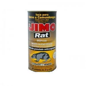 ISCAS P/RATO JIMO RAT SACHE 40X25 G
