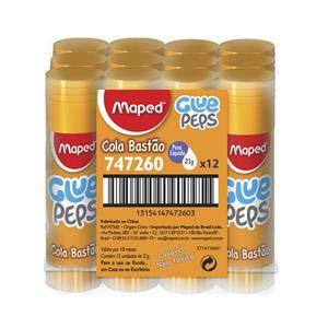 COLA BASTAO MAPED GLUE PEPS 21 GR 1 UN