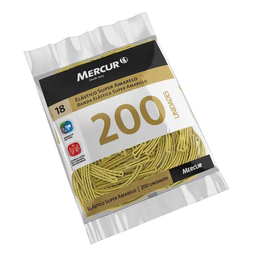 ATILHO SUPER AMARELO N18 MERCUR 200 UN