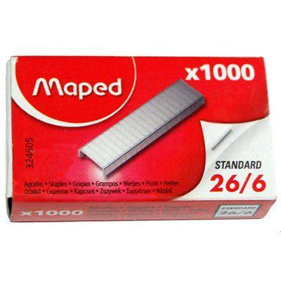 GRAMPOS STANDARD 26/6 MAPED 1000 UN