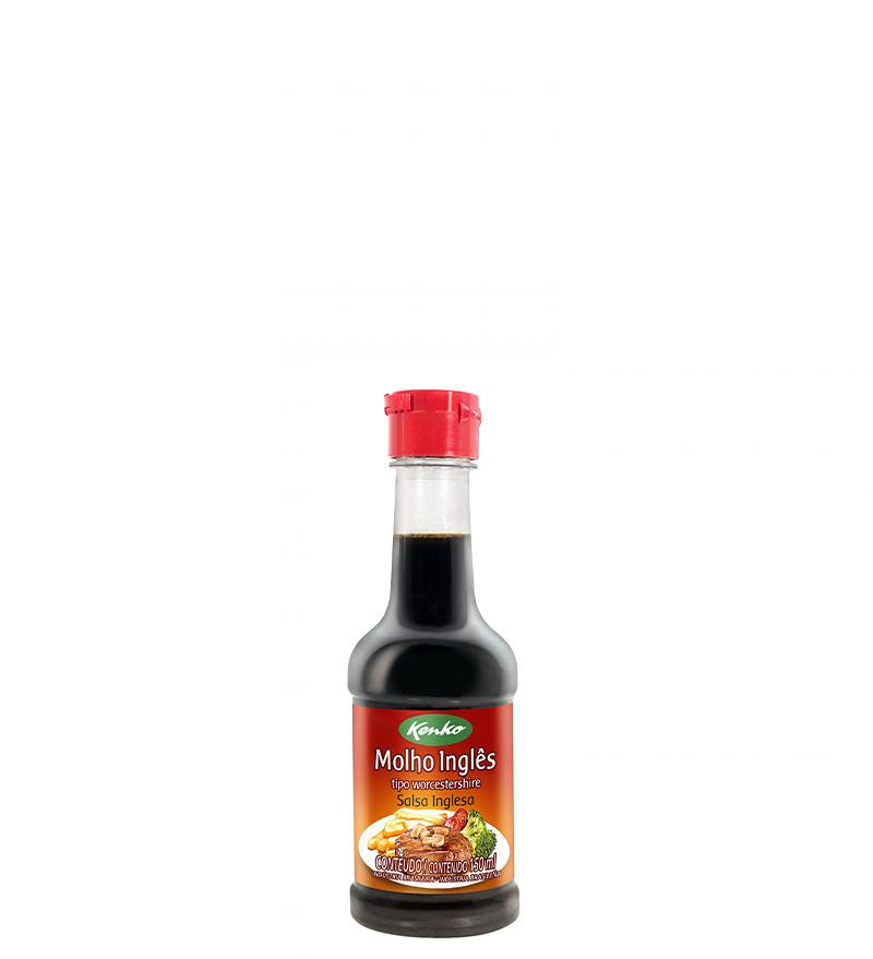 MOLHO INGLES KENKO 150 ML