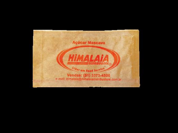 SACHE ACUCAR MASCAVO HIMALAIA 400X5 G
